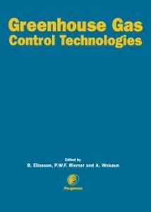 Foto Cover di Greenhouse Gas Control Technologies, Ebook inglese di AA.VV edito da Elsevier Science