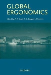 Ebook in inglese Global Ergonomics Bridger, R.S. , Charteris, J. , Scott, P.A.