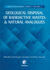 Ebook in inglese Geological Disposal of Radioactive Wastes and Natural Analogues -, -