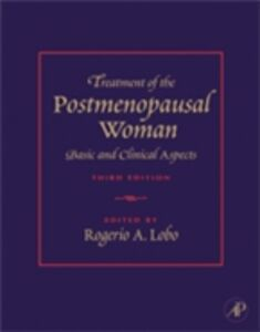 Ebook in inglese Treatment of the Postmenopausal Woman -, -