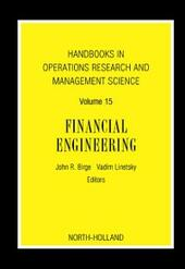 Handbooks in Operations Research and Management Science: Financial Engineering