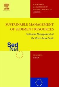Foto Cover di Sediment Management at the River Basin Scale, Ebook inglese di  edito da Elsevier Science