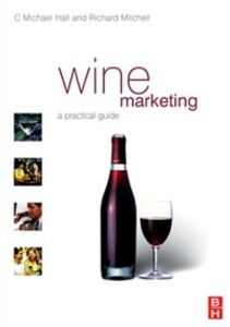 Ebook in inglese Wine Marketing Hall, C. Michael , Mitchell, Richard