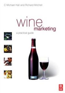 Ebook in inglese Wine Marketing Hall, C. Michael , Mitchell, Richard