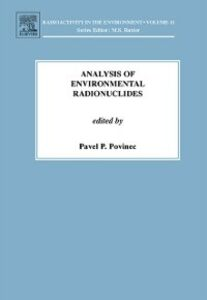 Ebook in inglese Analysis of Environmental Radionuclides Povinec, Pavel P.