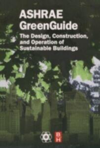Ebook in inglese ASHRAE GreenGuide Press, ASHRAE