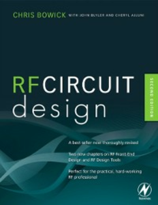 Ebook in inglese RF Circuit Design Bowick, Christopher