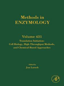 Ebook in inglese Translation Initiation -, -