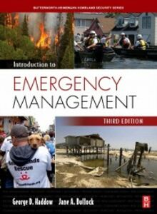 Ebook in inglese Introduction to Emergency Management Bullock, Jane , Coppola, Damon P. , Haddow, George