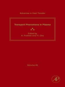 Ebook in inglese Transport Phenomena in Plasma Hartnett, James P.