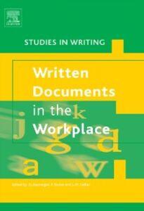 Ebook in inglese Written Documents in the Workplace