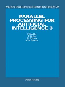 Ebook in inglese Parallel Processing for Artificial Intelligence 3