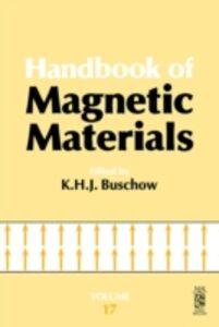 Foto Cover di Handbook of Magnetic Materials, Ebook inglese di  edito da Elsevier Science