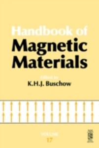 Ebook in inglese Handbook of Magnetic Materials -, -