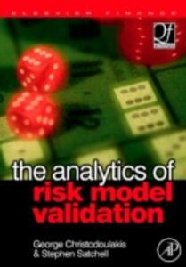 Ebook in inglese Analytics of Risk Model Validation -, -