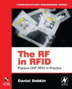 Ebook in inglese RF in RFID Dobkin, Daniel M.