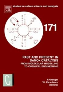 Ebook in inglese Past and Present in DeNOx Catalysis: From Molecular Modelling to Chemical Engineering