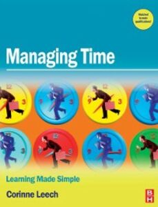 Foto Cover di Managing Time, Ebook inglese di Corinne Leech, edito da Elsevier Science