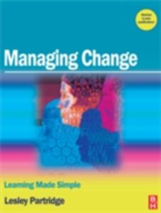 Foto Cover di Managing Change, Ebook inglese di Lesley Partridge, edito da Elsevier Science