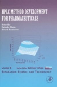 Foto Cover di HPLC Method Development for Pharmaceuticals, Ebook inglese di  edito da Elsevier Science