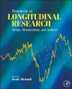 Ebook in inglese Handbook of Longitudinal Research -, -