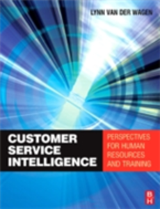 Ebook in inglese Customer Service Intelligence Wagen, Merilynn Van Der