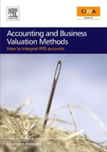 Ebook in inglese Accounting and Business Valuation Methods Howard, Malcolm