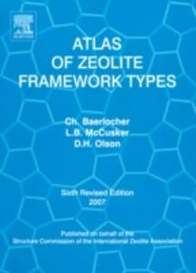 Ebook in inglese Atlas of Zeolite Framework Types Baerlocher, Ch. , McCusker, Lynne B. , Olson, D.H.
