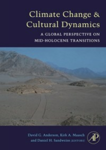 Ebook in inglese Climate Change and Cultural Dynamics -, -