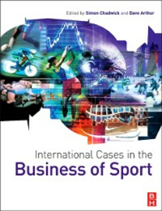 Ebook in inglese International Cases in the Business of Sport -, -