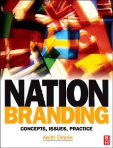 Ebook in inglese Nation branding Dinnie, Keith