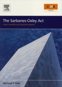 Ebook in inglese Sarbanes-Oxley Act Holt, Michael F.
