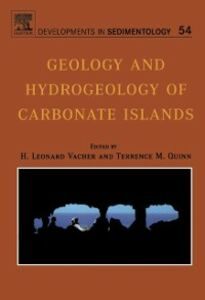 Foto Cover di Geology and hydrogeology of carbonate islands, Ebook inglese di  edito da Elsevier Science