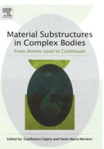 Ebook in inglese Material Substructures in Complex Bodies -, -