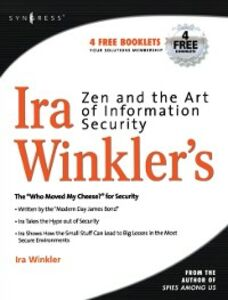 Ebook in inglese Zen and the Art of Information Security Winkler, Ira