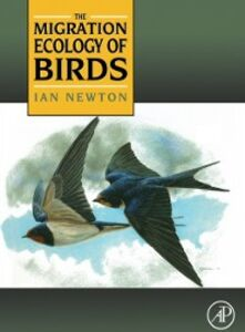 Ebook in inglese Migration Ecology of Birds Newton, Ian
