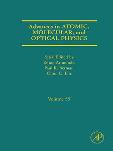 Foto Cover di Advances in Atomic, Molecular, and Optical Physics, Ebook inglese di  edito da Elsevier Science