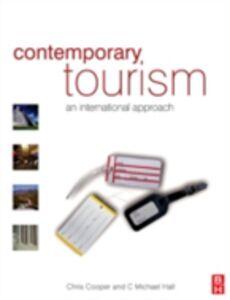 Foto Cover di Contemporary Tourism, Ebook inglese di Chris Cooper,C. Michael Hall, edito da Elsevier Science