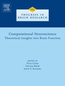 Foto Cover di Computational Neuroscience, Ebook inglese di AA.VV edito da Elsevier Science