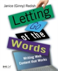 Foto Cover di Letting Go of the Words, Ebook inglese di Janice (Ginny) Redish, edito da Elsevier Science