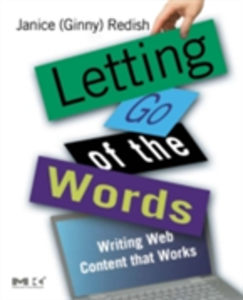 Ebook in inglese Letting Go of the Words Redish, Janice (Ginny)