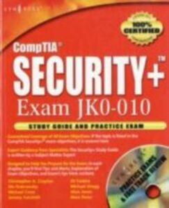 Foto Cover di Security+ Study Guide, Ebook inglese di Ido Dubrawsky,Jeremy Faircloth, edito da Elsevier Science