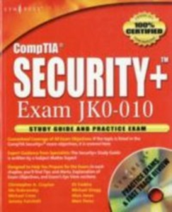Ebook in inglese Security+ Study Guide Dubrawsky, Ido , Faircloth, Jeremy