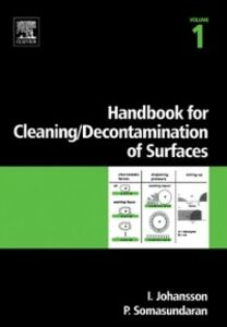 Foto Cover di Handbook for cleaning/decontamination of surfaces, Ebook inglese di  edito da Elsevier Science