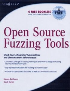 Ebook in inglese Open Source Fuzzing Tools Evron, Gadi , Rathaus, Noam