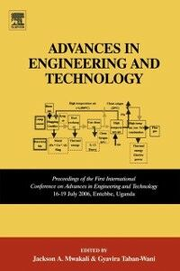 Foto Cover di Proceedings from the International Conference on Advances in Engineering and Technology (AET2006), Ebook inglese di  edito da Elsevier Science