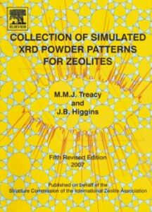 Foto Cover di Collection of Simulated XRD Powder Patterns for Zeolites Fifth (5th) Revised Edition, Ebook inglese di J.B. Higgins,M.M.J. Treacy, edito da Elsevier Science