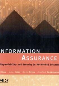 Foto Cover di Information Assurance, Ebook inglese di AA.VV edito da Elsevier Science
