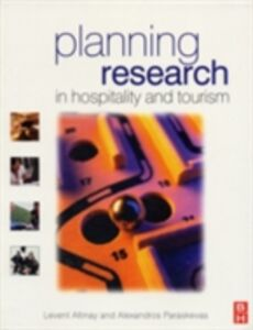 Ebook in inglese Planning Research in Hospitality & Tourism Altinay, Levent , Paraskevas, Alexandros