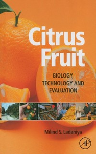 Ebook in inglese Citrus Fruit Ladaniya, Milind , Ladanyia, Milind